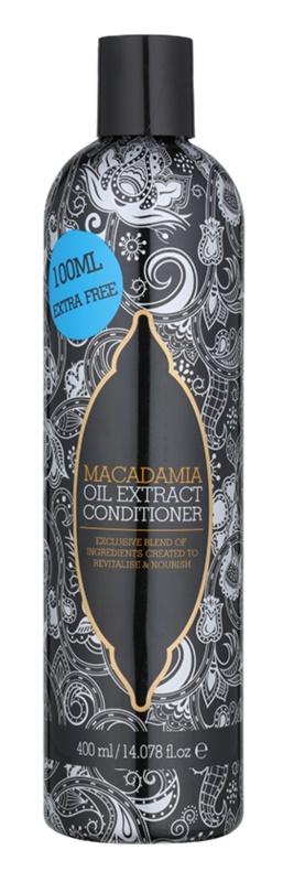 Macadamia Oil Extract Exclusive tápláló kondícionáló minden hajtípusra