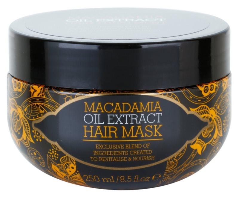 Macadamia Oil Extract Exclusive masque nourrissant cheveux pour tous types de cheveux