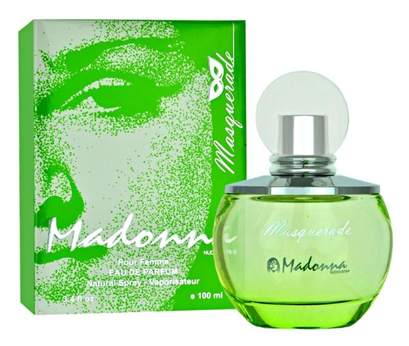 Madonna Nudes 1979 Masquerade Eau de Parfum for Women 100 ml