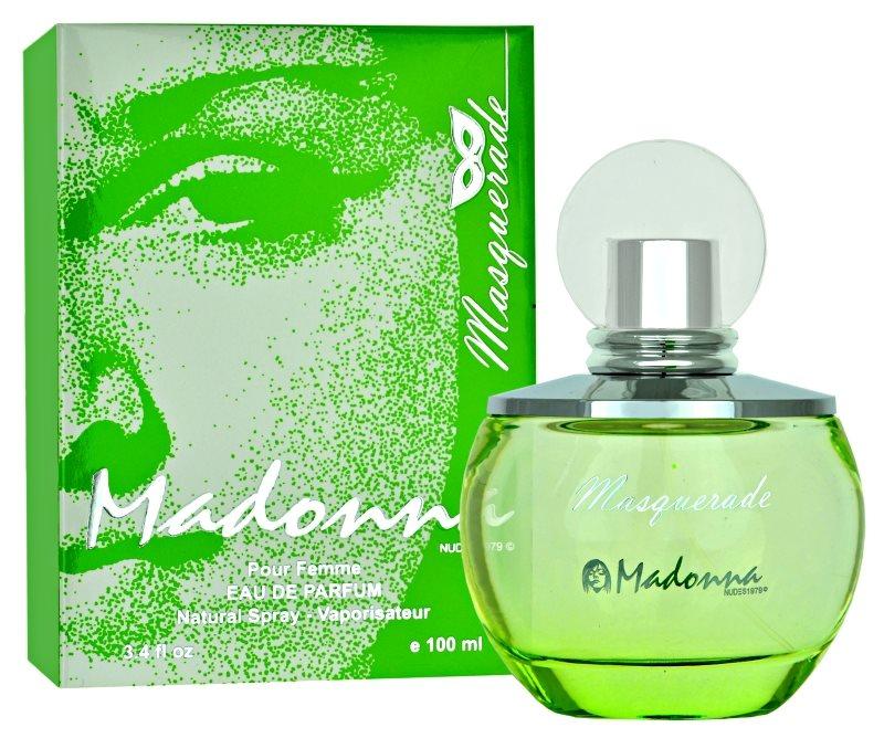 Madonna Nudes 1979 Masquerade eau de parfum per donna 100 ml