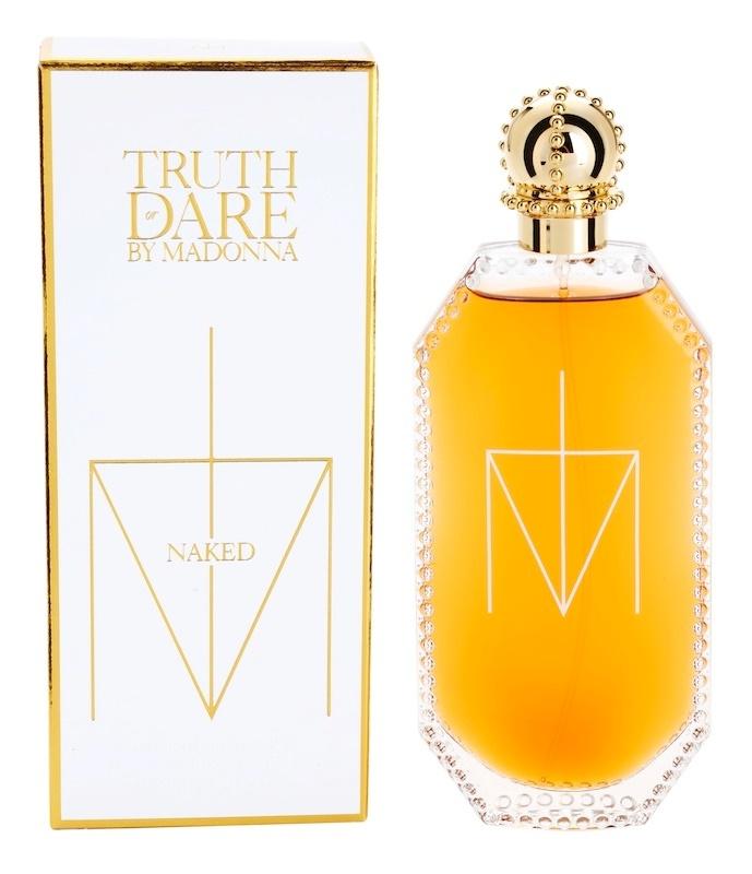 Madonna Truth or Dare by Madonna Naked Eau de Parfum für Damen 50 ml