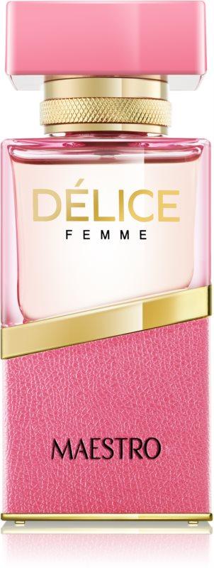 Maestro Délice Femme eau de parfum pentru femei 100 ml