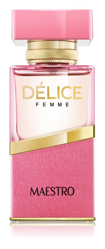 Maestro Délice Femme parfémovaná voda pro ženy 100 ml