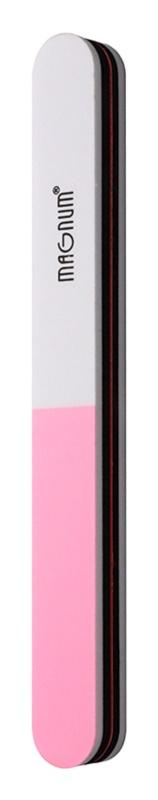 Magnum Feel The Style bloc pentru pilirea fină și lustruirea unghiilor pentru unghii