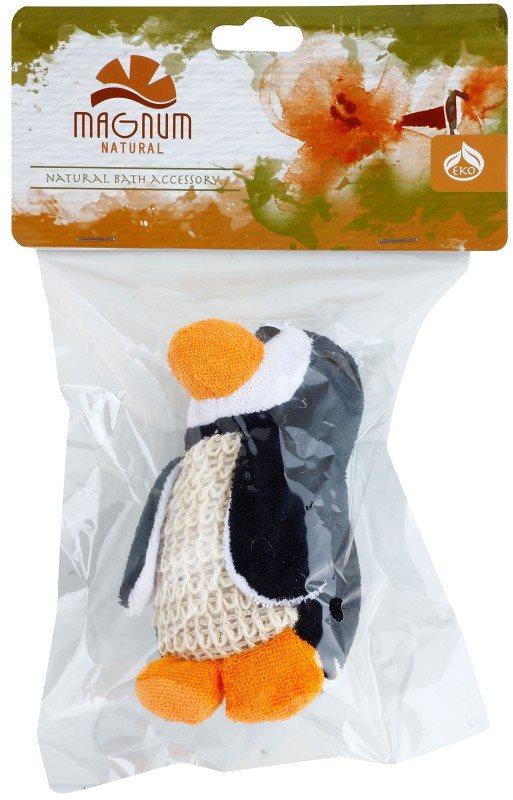 Magnum Natural esponja de baño para niños