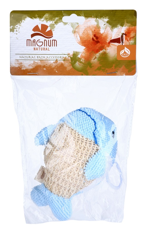 Magnum Natural παιδικό σφουγγαράκι μπάνιου