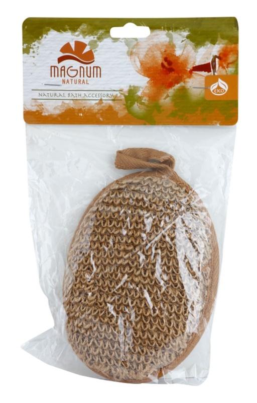 Magnum Natural esponja de masaje y baño