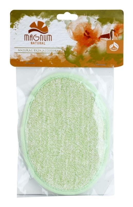 Magnum Natural esponja baño para el rostro