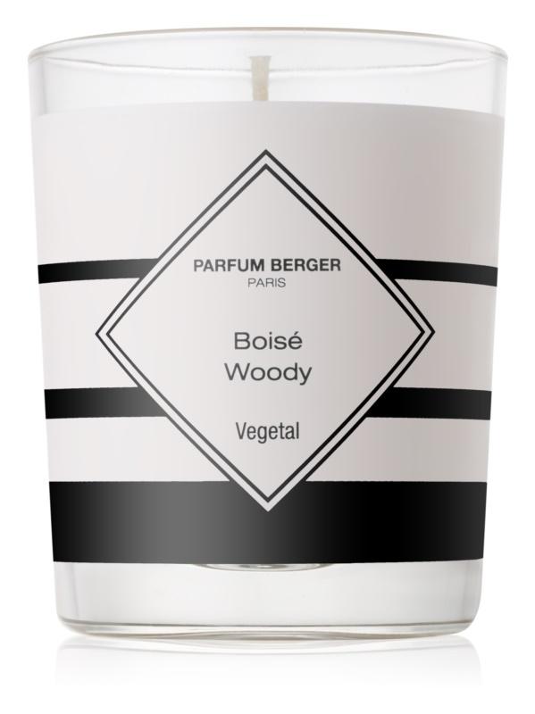 Maison Berger Paris Anti Odour Tobacco lumânare parfumată  180 g I. (Woody)