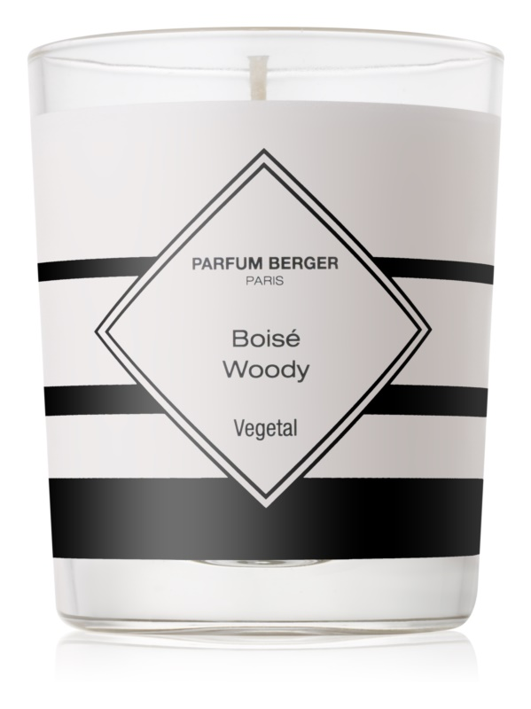 Maison Berger Paris Anti Odour Tobacco vonná svíčka 180 g I. (Woody)
