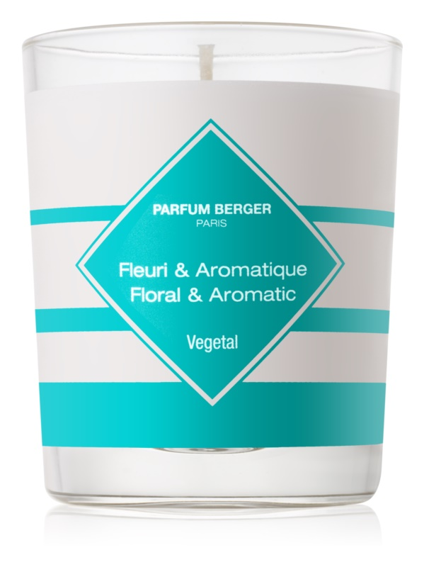 Maison Berger Paris Anti Odour Bathroom lumânare parfumată  180 g  (Floral and Aromatic)