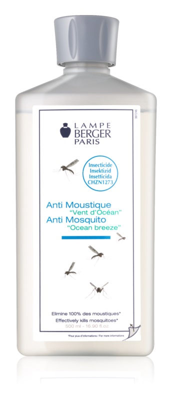 Maison Berger Paris Anti Mosquito Ocean Breeze náplň do katalytickej lampy 500 ml