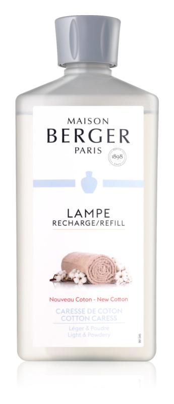 Maison Berger Paris Catalytic Lamp Refill Cotton Caress náplň do katalytické lampy 500 ml