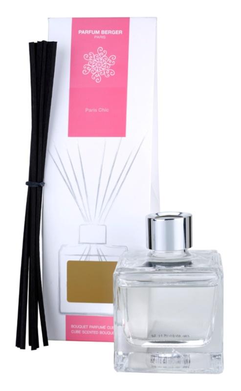 Maison Berger Paris Cube Scented Bouquet Paris Chic aroma difuzér s náplní 125 ml