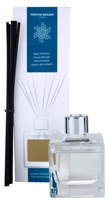 Maison Berger Paris Cube Scented Bouquet Ocean Breeze aroma difuzér s náplní 125 ml