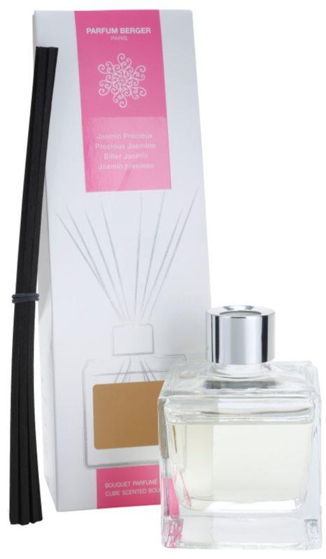 Maison Berger Paris Cube Scented Bouquet Precious Jasmine aroma difuzor cu rezervã 125 ml