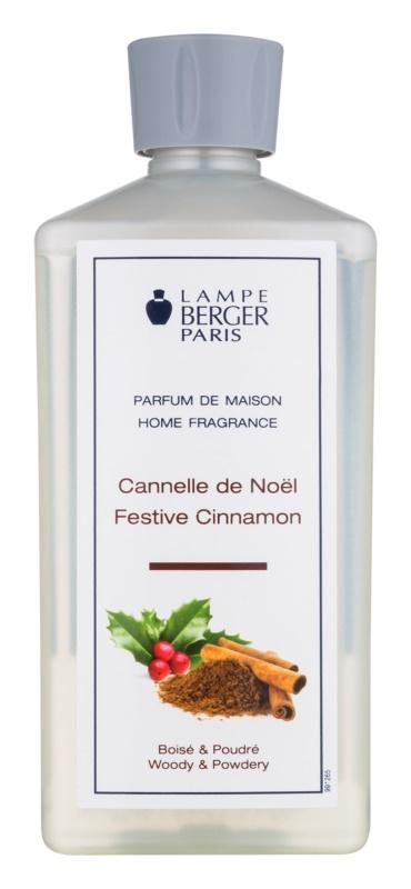 Maison Berger Paris Catalytic Lamp Refill Festive Cinnamon náplň do katalytickej lampy 500 ml