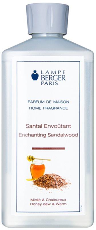 Maison Berger Paris Catalytic Lamp Refill Enchanting Sandalwood náplň do katalytické lampy 500 ml