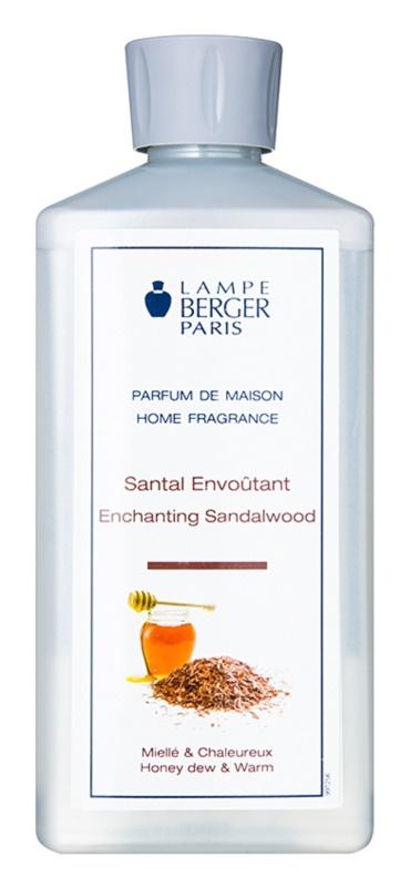 Maison Berger Paris Catalytic Lamp Refill Enchanting Sandalwood rezervă lichidă pentru lampa catalitică  500 ml