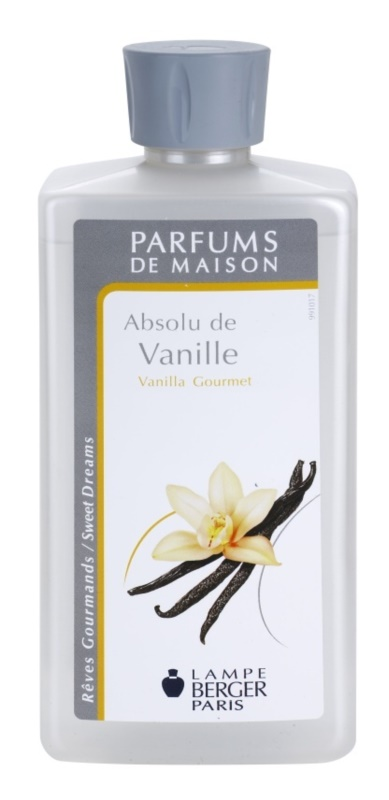 Maison Berger Paris Catalytic Lamp Refill Vanilla Gourmet náplň do katalytické lampy 500 ml