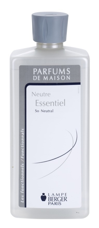 Maison Berger Paris Catalytic Lamp Refill So Neutral Lampă catalitică cu refill 500 ml
