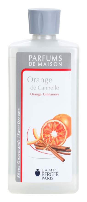 Maison Berger Paris Catalytic Lamp Refill Orange Cinnamon náplň do katalytické lampy 500 ml