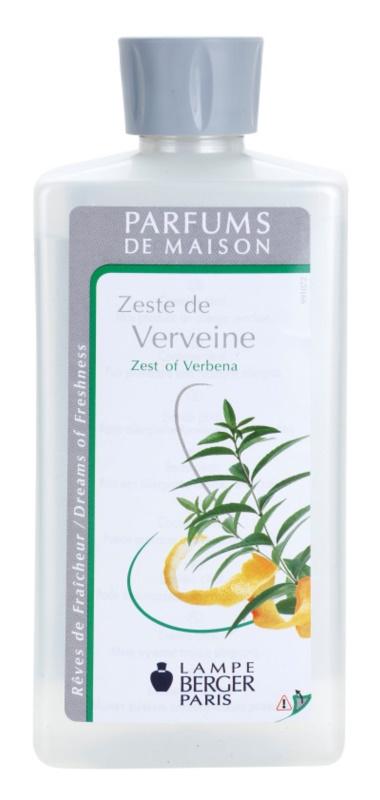 Maison Berger Paris Catalytic Lamp Refill Zest of Verbera Lampă catalitică cu refill 500 ml