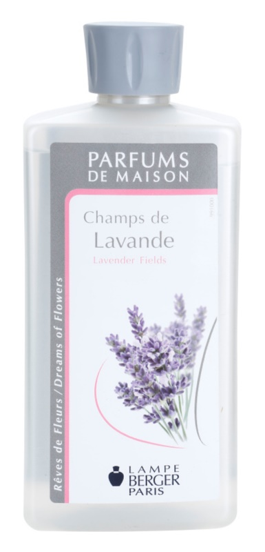 Maison Berger Paris Catalytic Lamp Refill Lavender Fields katalitikus lámpa utántöltő 500 ml