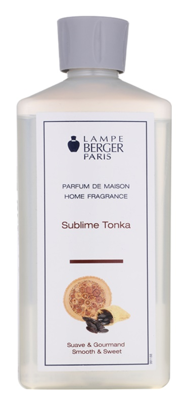 Maison Berger Paris Catalytic Lamp Refill Sublime Tonka náplň do katalytické lampy 500 ml
