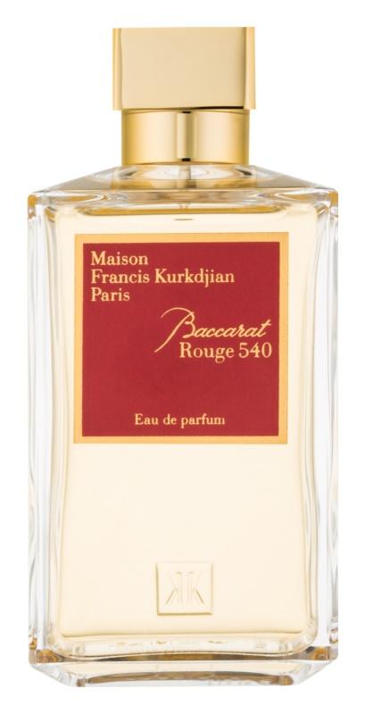 Maison Francis Kurkdjian Baccarat Rouge 540 parfumovaná voda unisex 200 ml