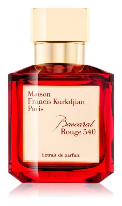 Maison Francis Kurkdjian Baccarat Rouge 540 extract de parfum unisex 70 ml