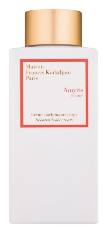 Maison Francis Kurkdjian Amyris Femme creme corporal para mulheres 250 ml
