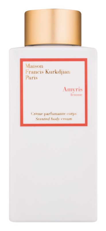 Maison Francis Kurkdjian Amyris Femme telový krém pre ženy 250 ml