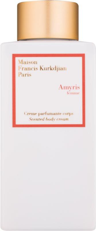 Maison Francis Kurkdjian Amyris Femme testkrém nőknek 250 ml