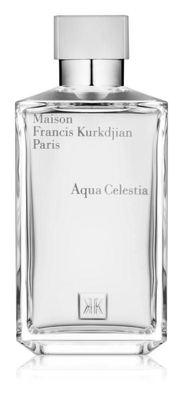 Maison Francis Kurkdjian Aqua Celestia toaletní voda unisex 200 ml
