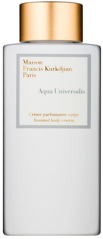 Maison Francis Kurkdjian Aqua Universalis Body Cream unisex 250 ml