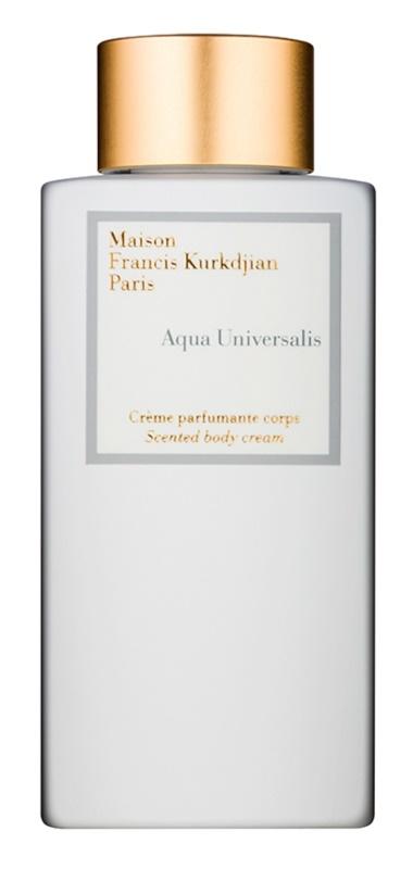 Maison Francis Kurkdjian Aqua Universalis crema corpo unisex 250 ml