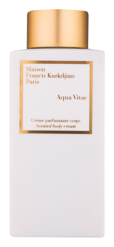Maison Francis Kurkdjian Aqua Vitae crema de corp unisex 250 ml