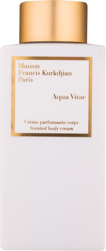 Maison Francis Kurkdjian Aqua Vitae tělový krém unisex 250 ml