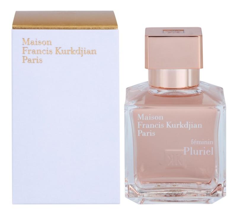 Maison Francis Kurkdjian Féminin Pluriel Eau de Parfum voor Vrouwen  70 ml