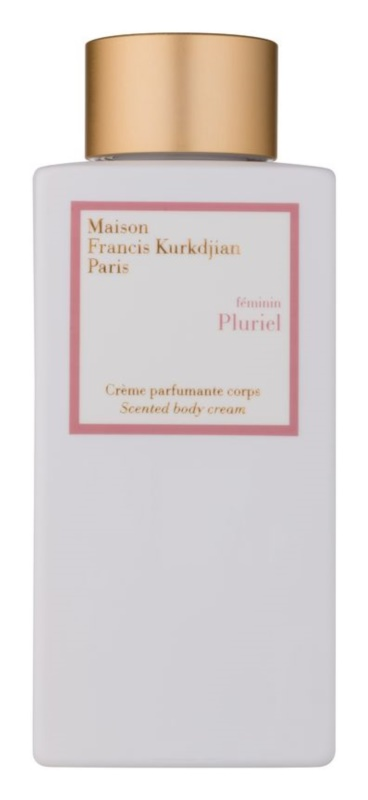 Maison Francis Kurkdjian Féminin Pluriel Body Cream for Women 250 ml