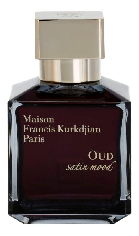 Maison Francis Kurkdjian Oud Satin Mood Eau de Parfum unissexo 70 ml