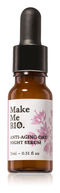 Make Me BIO Face Care Anti-aging globinsko hranilni in vlažilni serum  za učvrstitev obraza