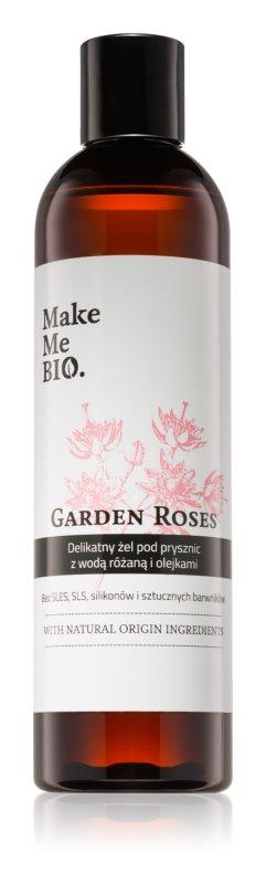 Make Me BIO Garden Roses mehčalni gel za prhanje
