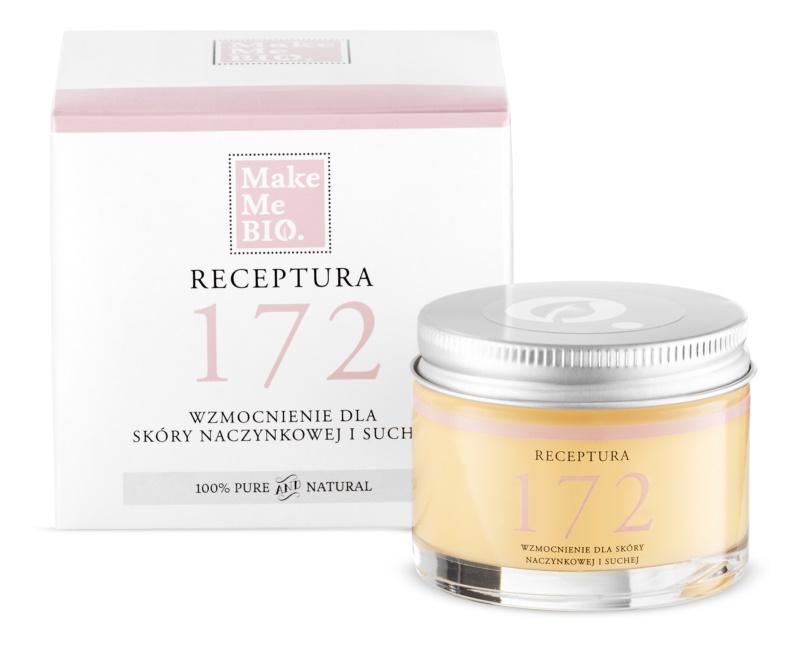 Make Me BIO Receptura 172 Strengthening Cream for Dry Skin Prone to Redness