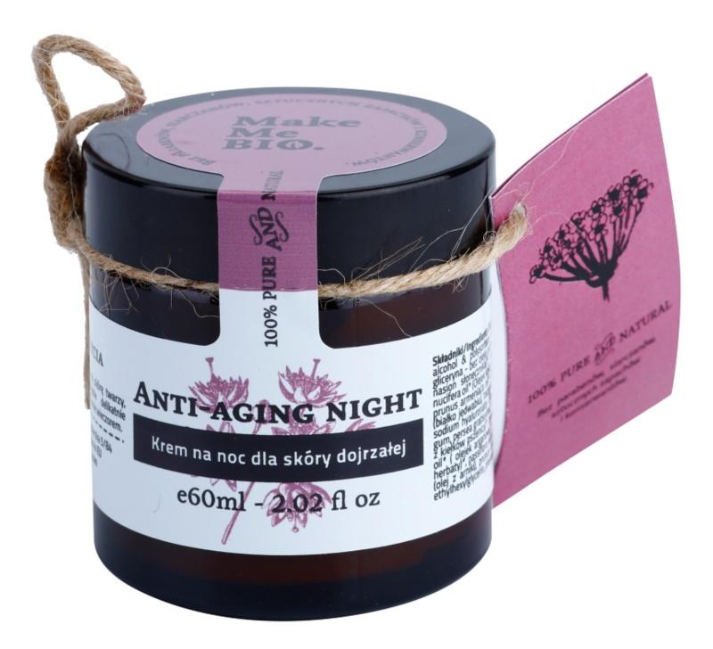 Make Me BIO Face Care Anti-aging Night Cream For Mature Skin