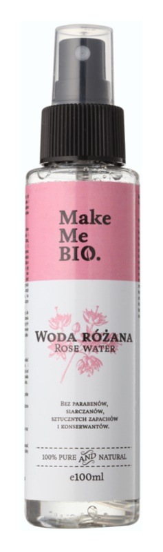 Make Me BIO Face Care Rose Water for Intensive Hydration