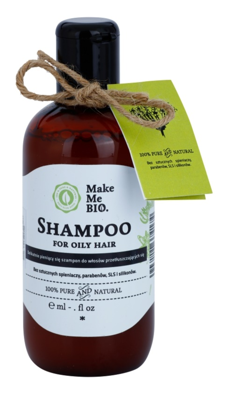 Make Me BIO Hair Care Shampoo  voor Vet Haar