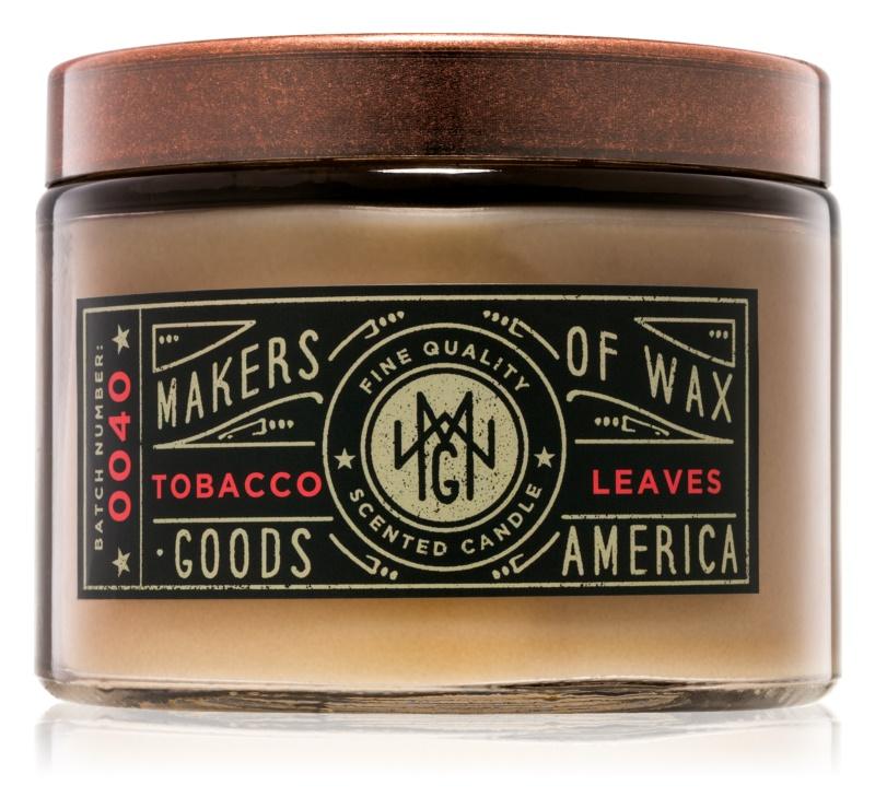 Makers of Wax Goods Tobacco Leaf Duftkerze  301,64 g