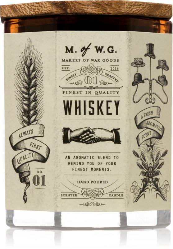 Makers of Wax Goods Whiskey lumanari parfumate  102,34 g